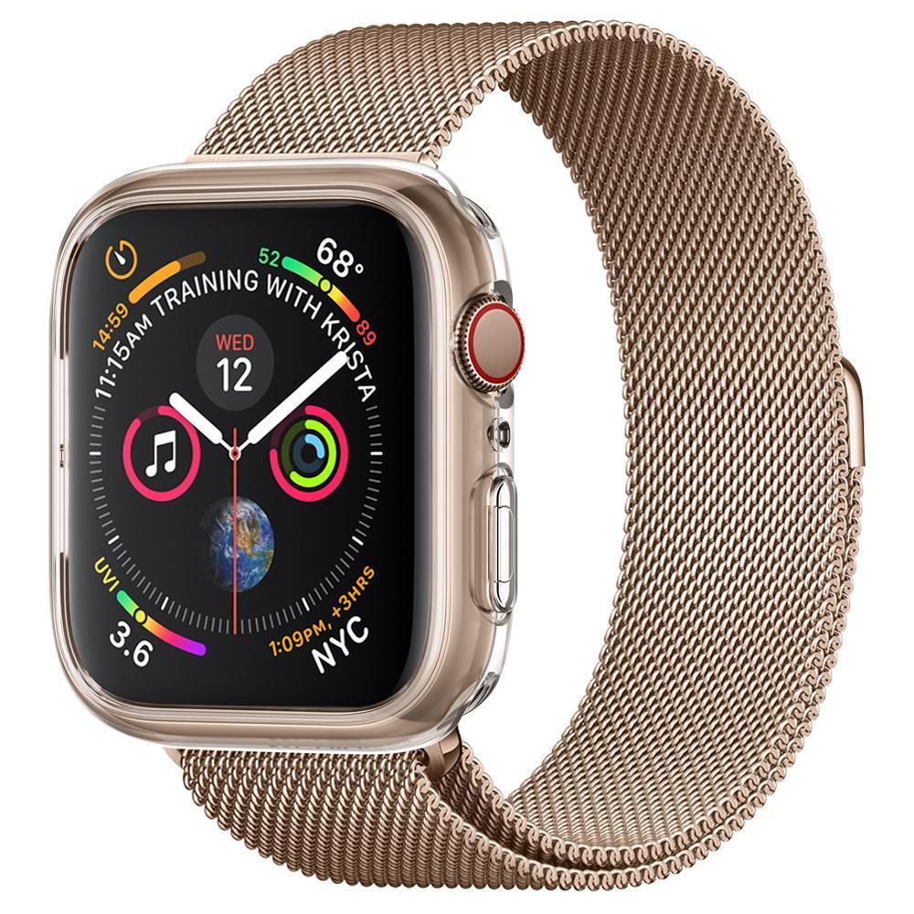 Apple Watch 44mm Case Liquid Crystal Clear
