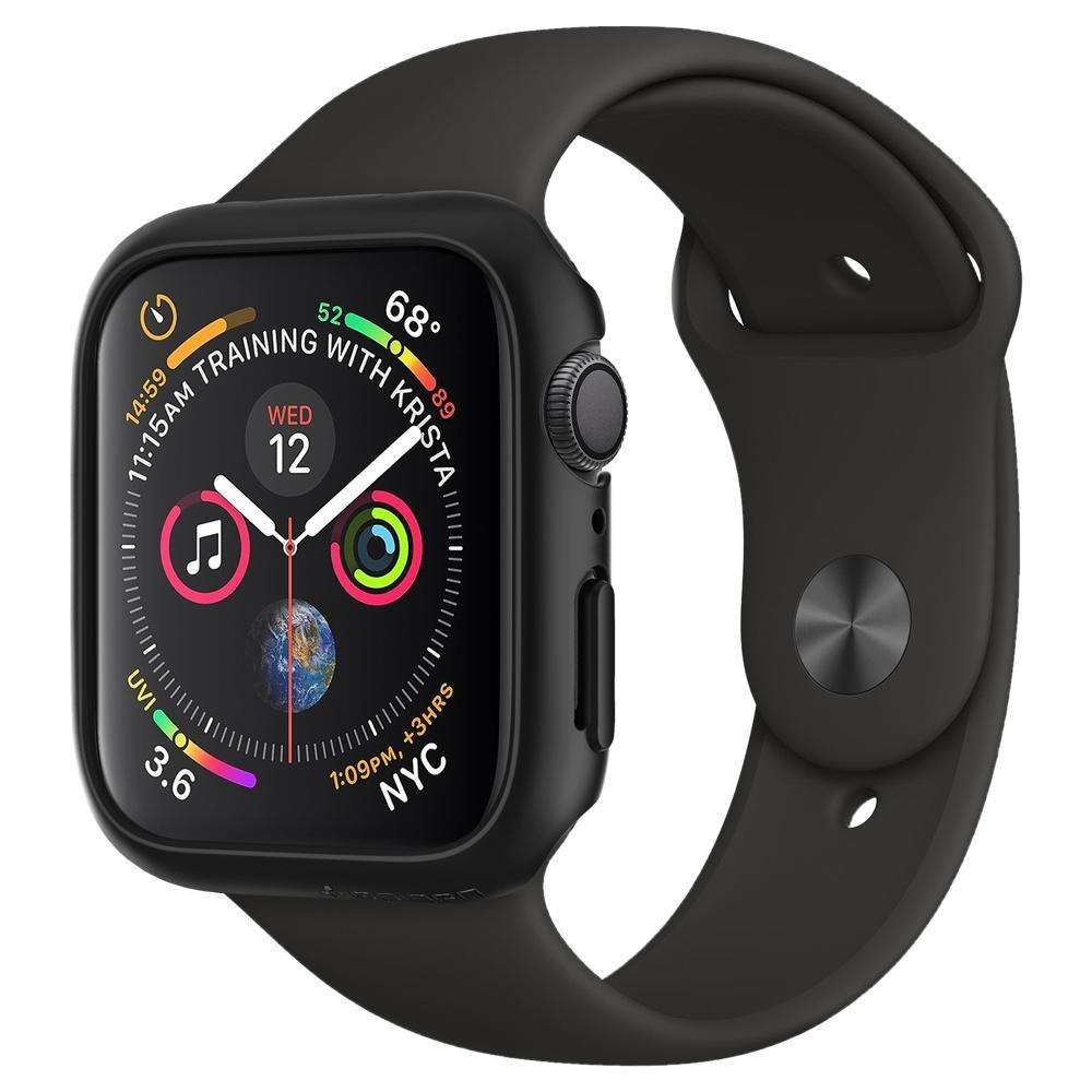 Apple Watch 40mm Case Thin Fit Black