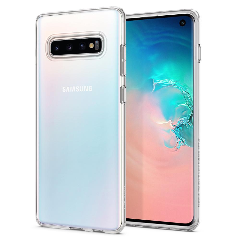 Galaxy S10 Case Liquid Crystal Clear
