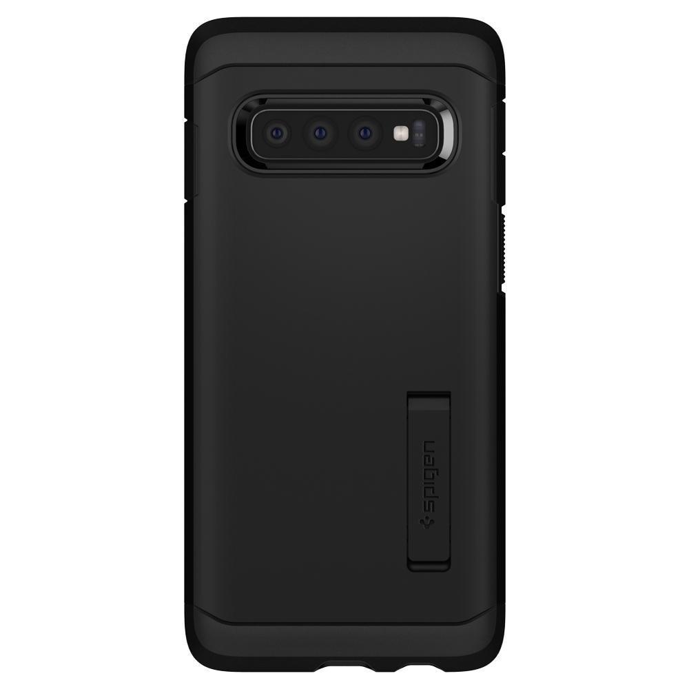 Galaxy S10 Case Tough Armor Black