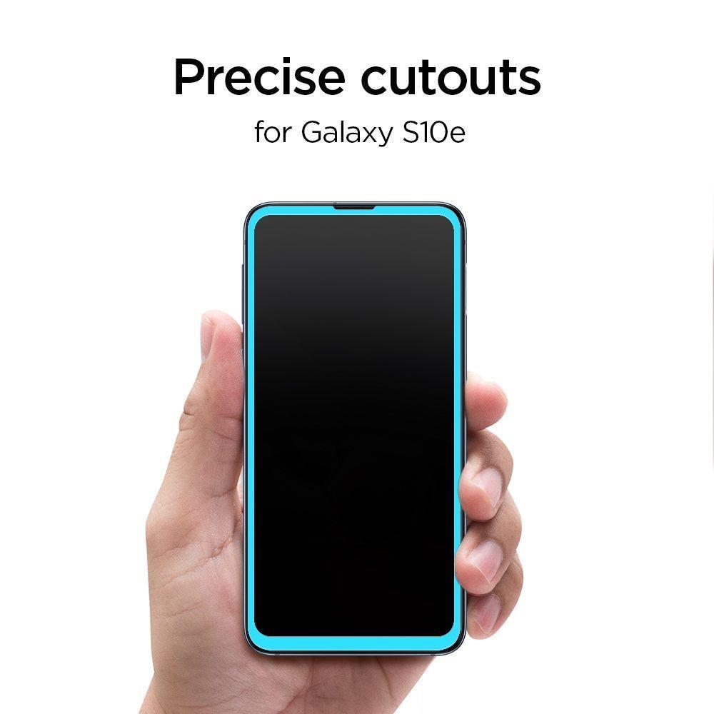 Galaxy S10e Screen Protector GLAS.tR SLIM HD