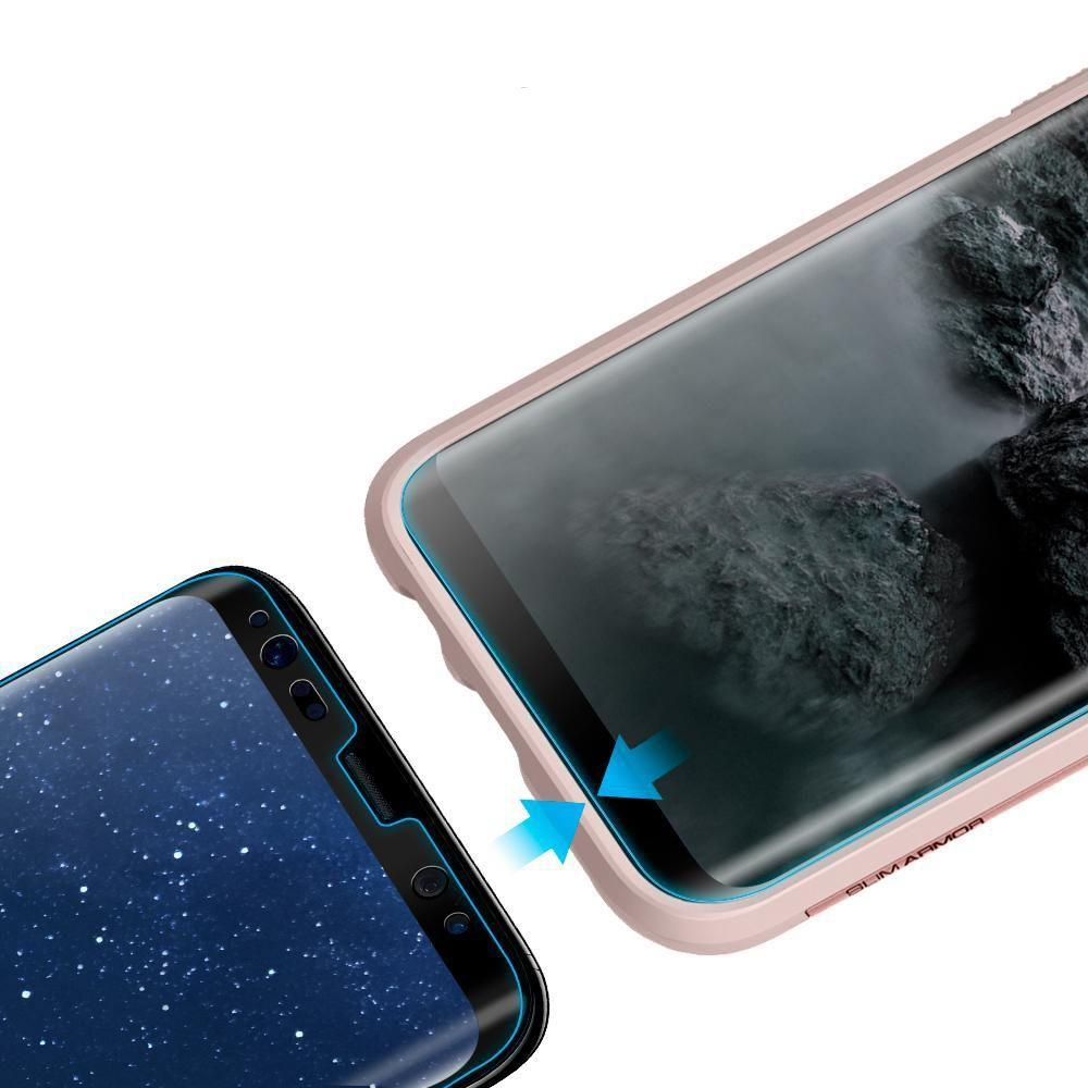 Galaxy S9 Screen Protector GLAS.tR Curved Glass