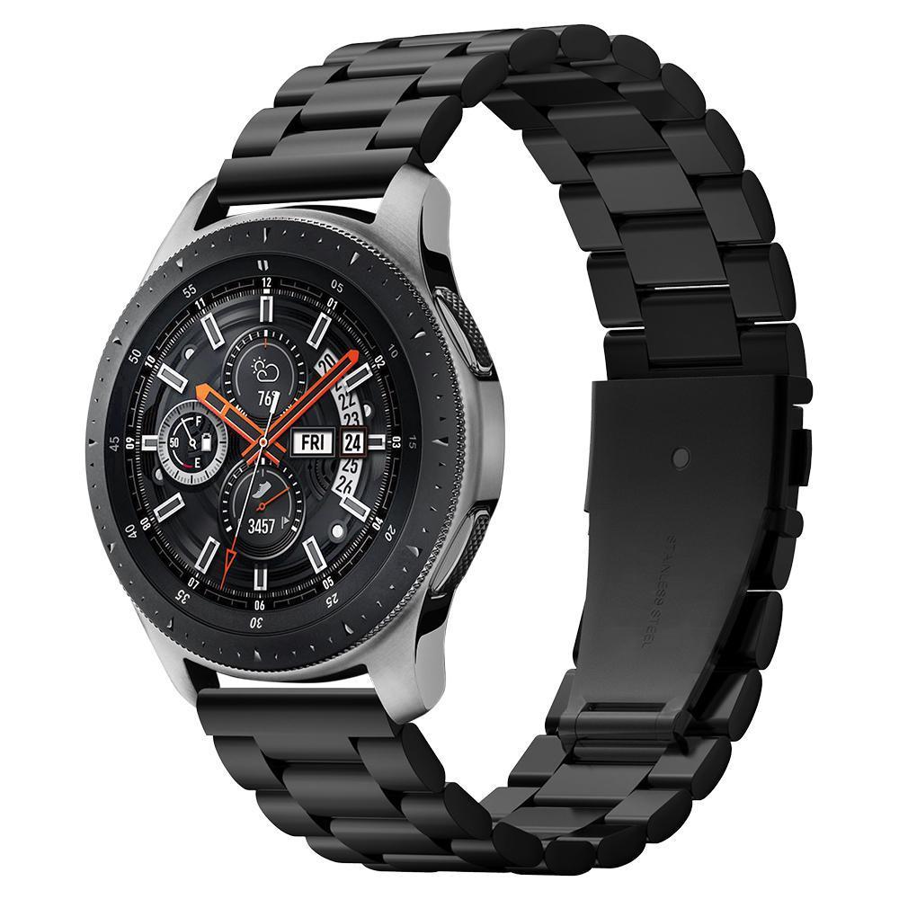 Galaxy Watch 46mm Armband Modern Fit Black