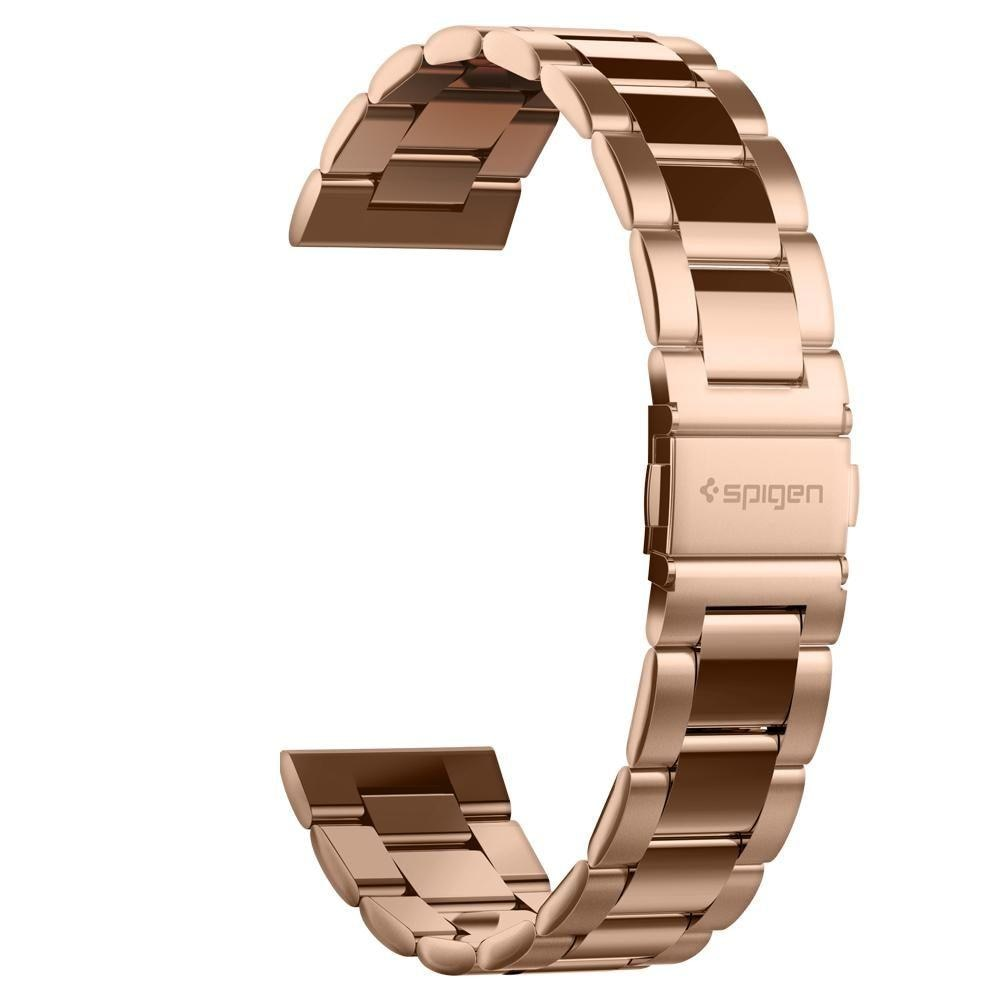 Galaxy Watch Active/42mm Armband Modern Fit Rose Gold