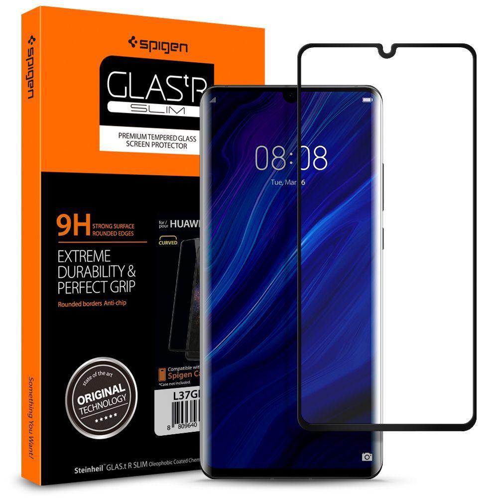 Huawei P30 Pro Screen Protector GLAS.tR SLIM