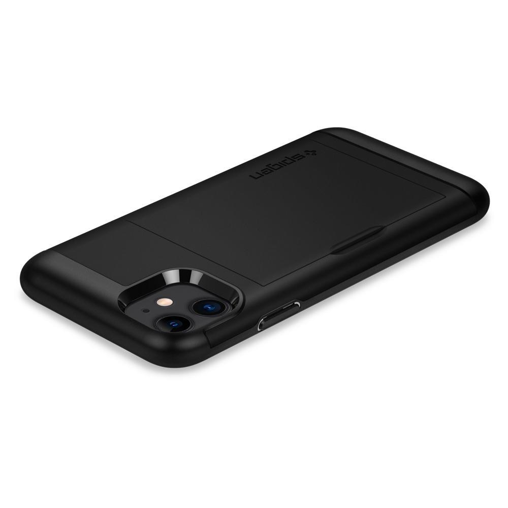 iPhone 11 Case Slim Armor CS Black