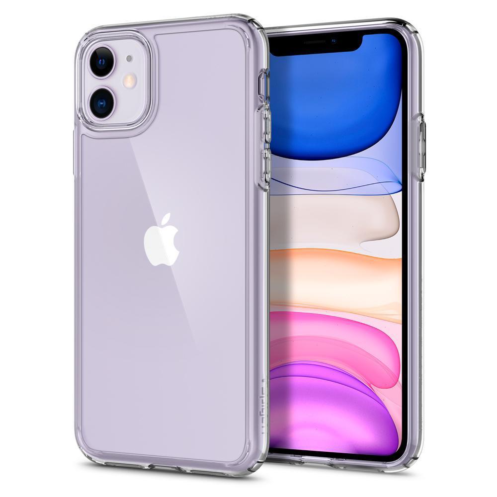 iPhone 11 Case Ultra Hybrid Crystal Clear