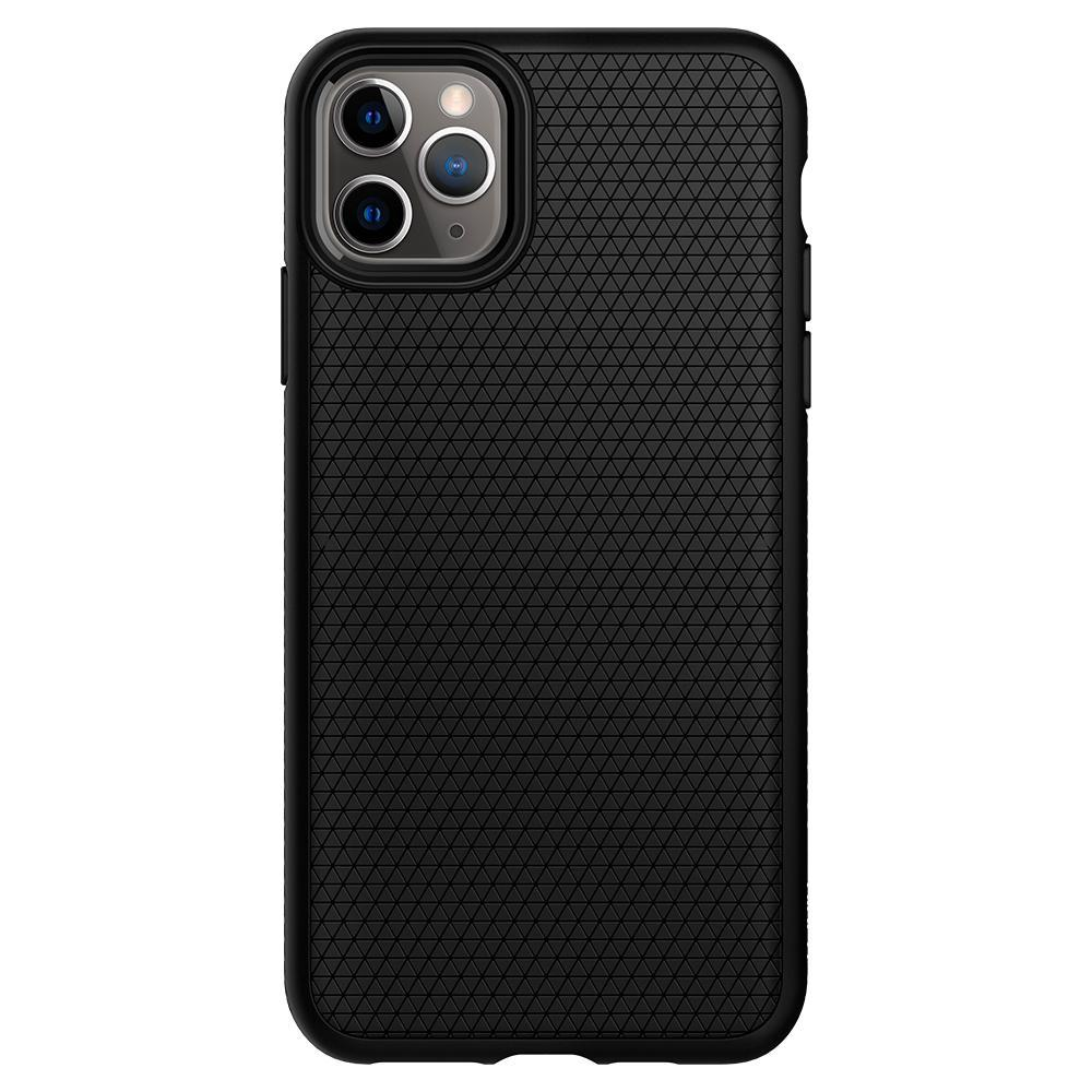 iPhone 11 Pro Case Liquid Air Black