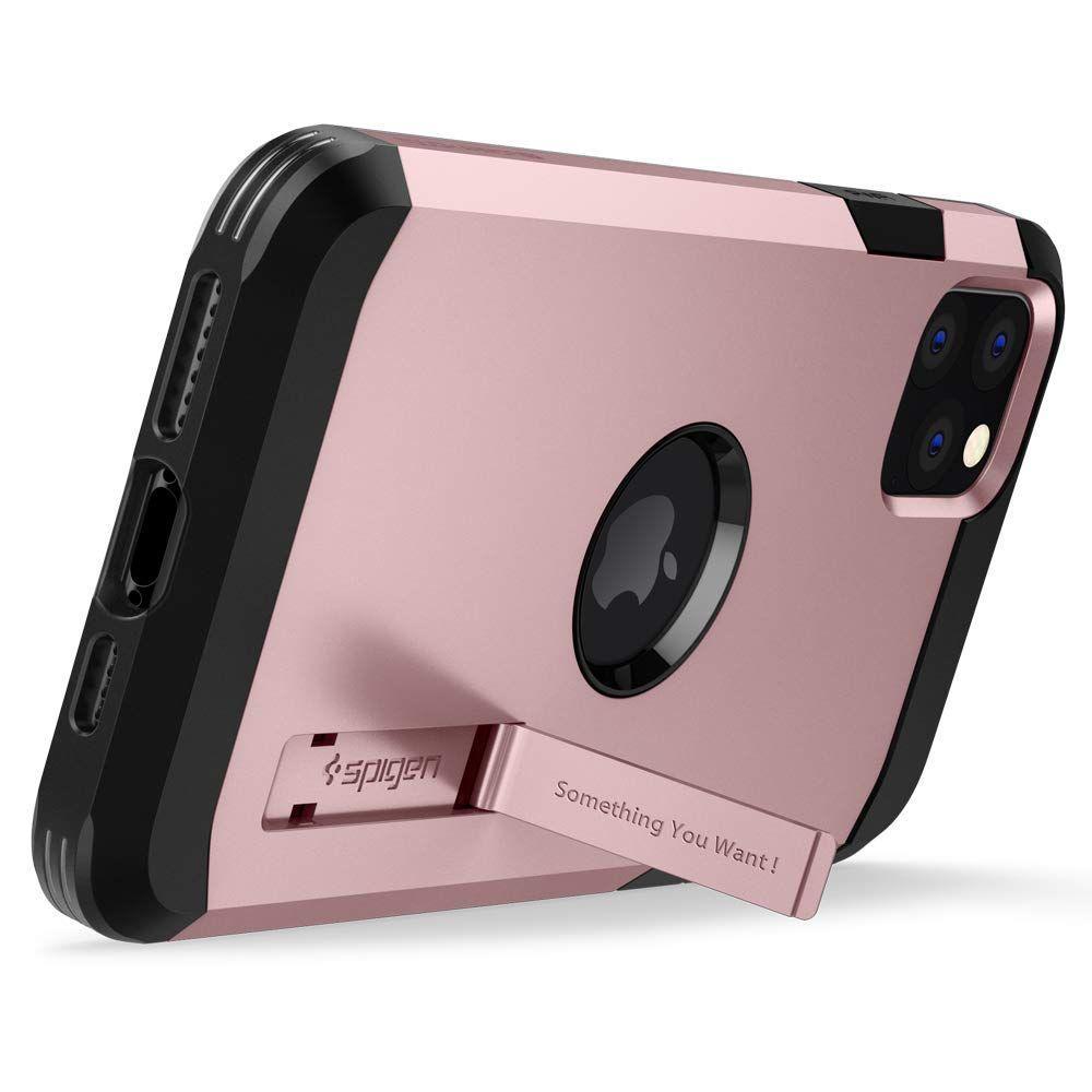 iPhone 11 Pro Case Tough Armor Rose Gold