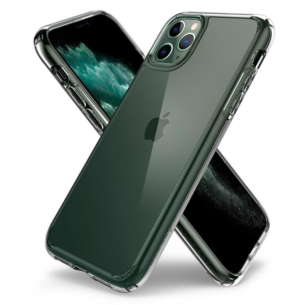 iPhone 11 Pro Case Ultra Hybrid Crystal Clear