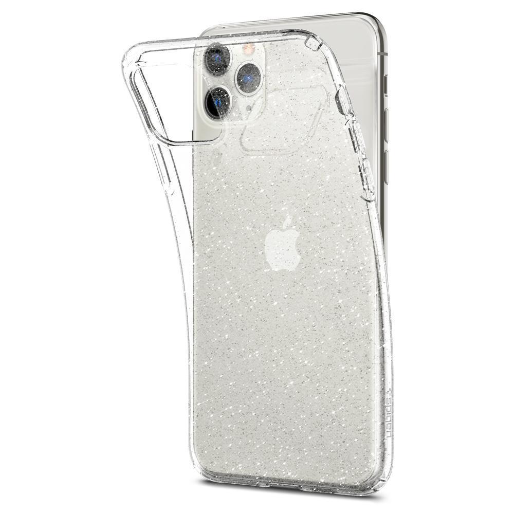 iPhone 11 Pro Max Case Liquid Crystal Glitter Crystal