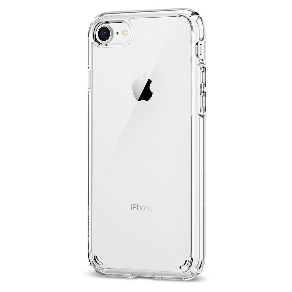 iPhone 7/8/SE 2020 Case Ultra Hybrid 2 Crystal Clear