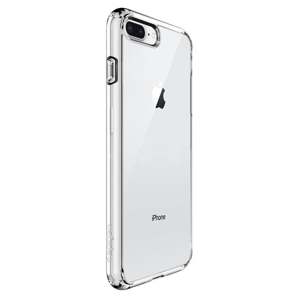 iPhone 7 Plus/8 Plus Case Ultra Hybrid 2 Crystal Clear