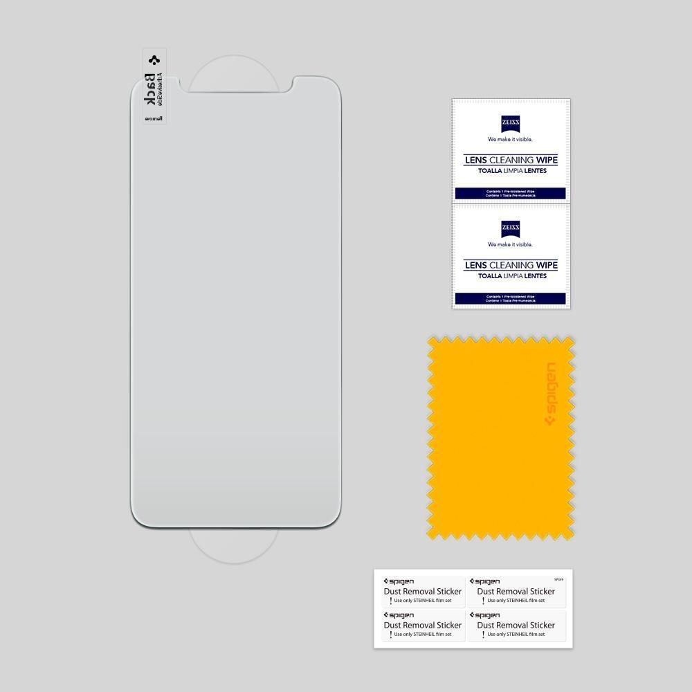 iPhone X/XS/11 Pro Screen Protector GLAS.tR SLIM HD