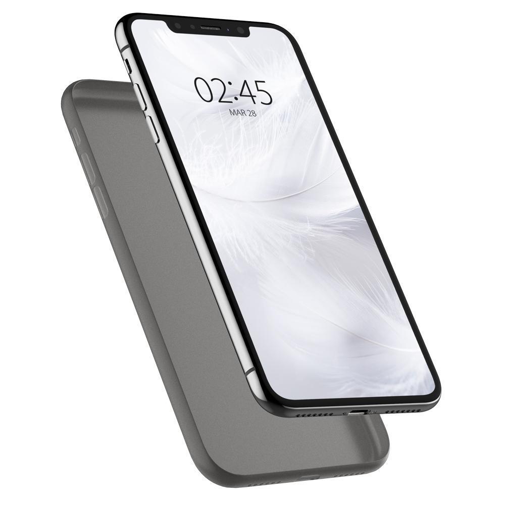 iPhone XR Case AirSkin Black