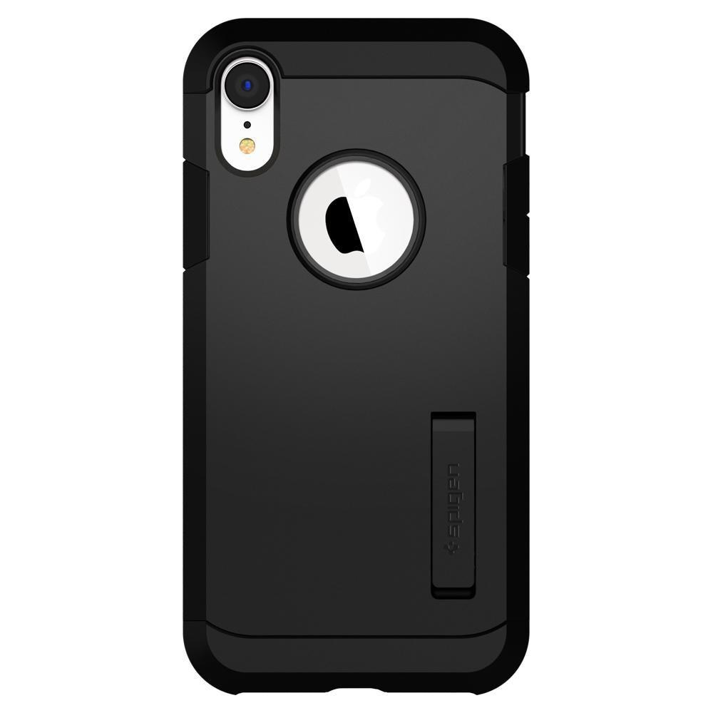iPhone XR Case Tough Armor Black