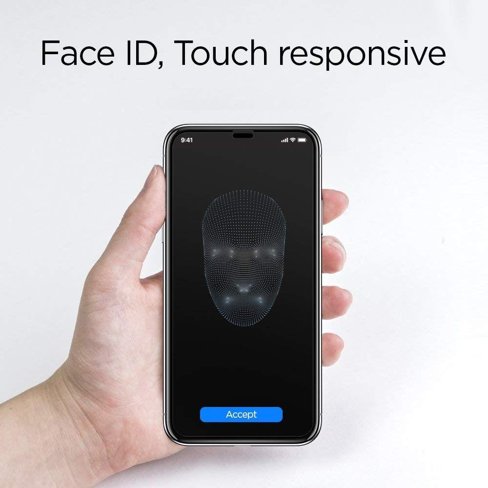 iPhone XS Max/11 Pro Max Full Cover Screen Protector GLAS.tR SLIM HD