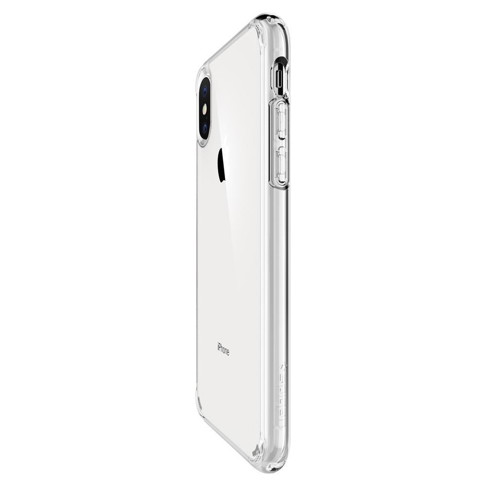 iPhone X/XS Case Ultra Hybrid Crystal Clear