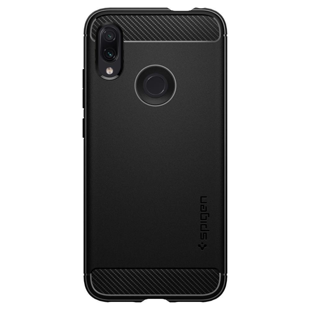 Xiaomi Redmi Note 7 Case Rugged Armor Black