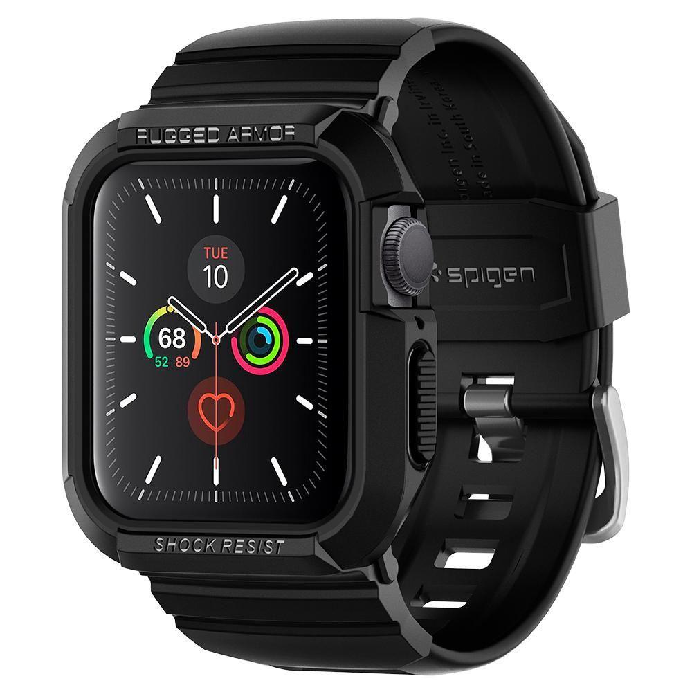 Apple Watch 40mm Case Rugged Armor Pro Black