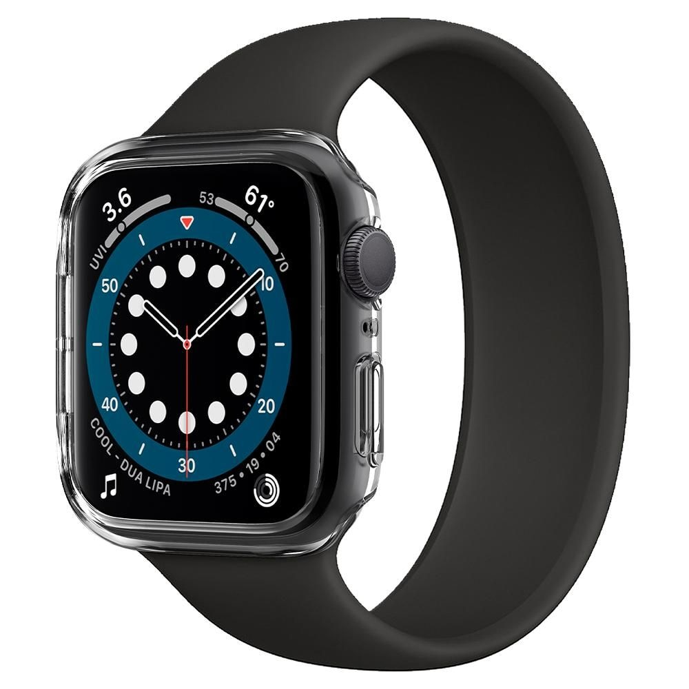 Apple Watch 44mm Case Thin Fit Crystal Clear