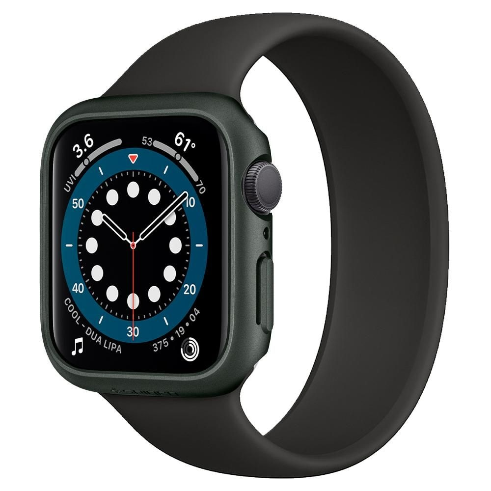 Apple Watch 44mm Case Thin Fit Military Green
