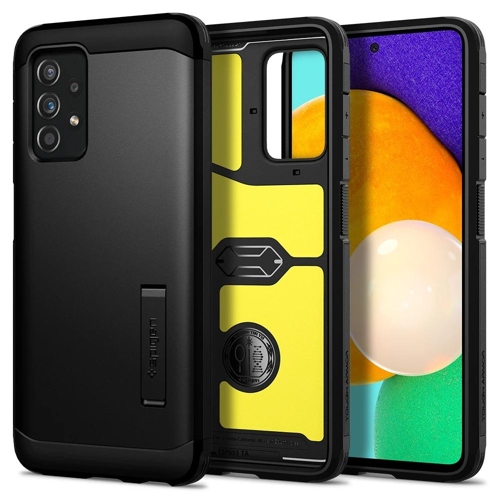 Galaxy A52 4G/5G Case Tough Armor Black