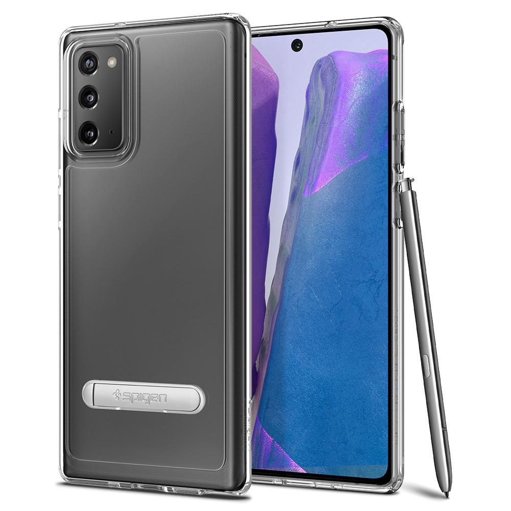 Galaxy Note 20 Case Ultra Hybrid S Crystal Clear