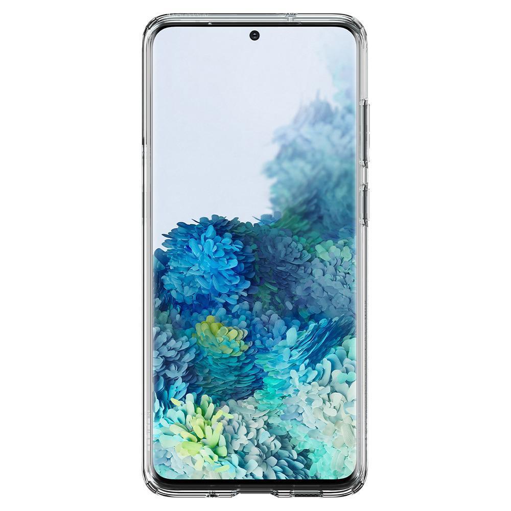Galaxy S20 Plus Case Liquid Crystal Clear