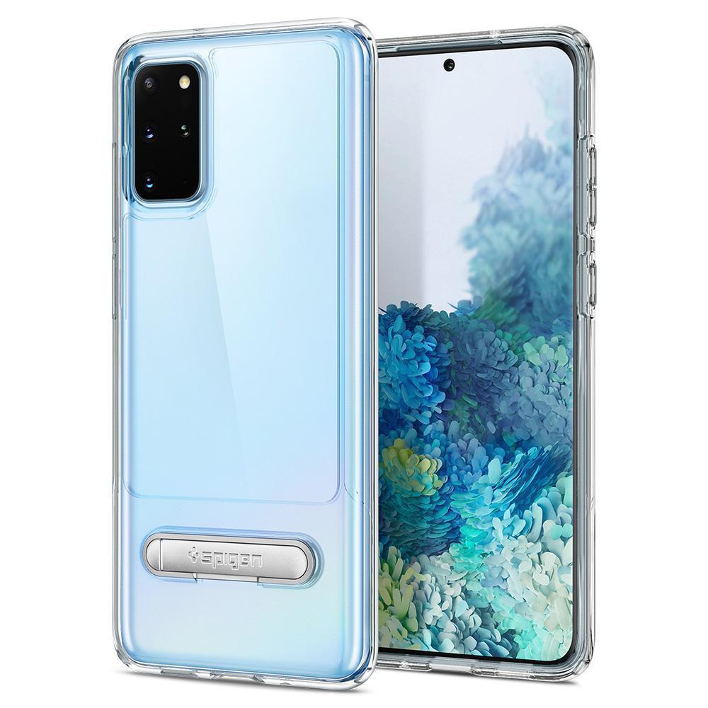 Galaxy S20 Plus Case Slim Essential S Crystal Clear