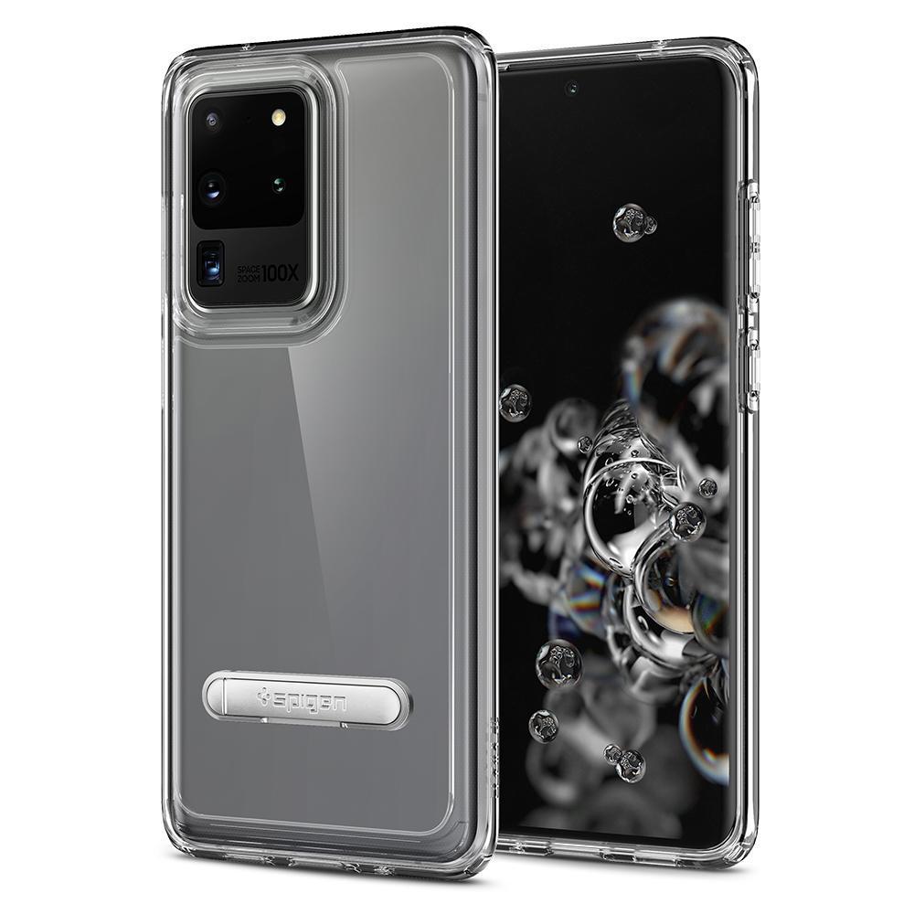 Galaxy S20 Ultra Case Ultra Hybrid S Crystal Clear