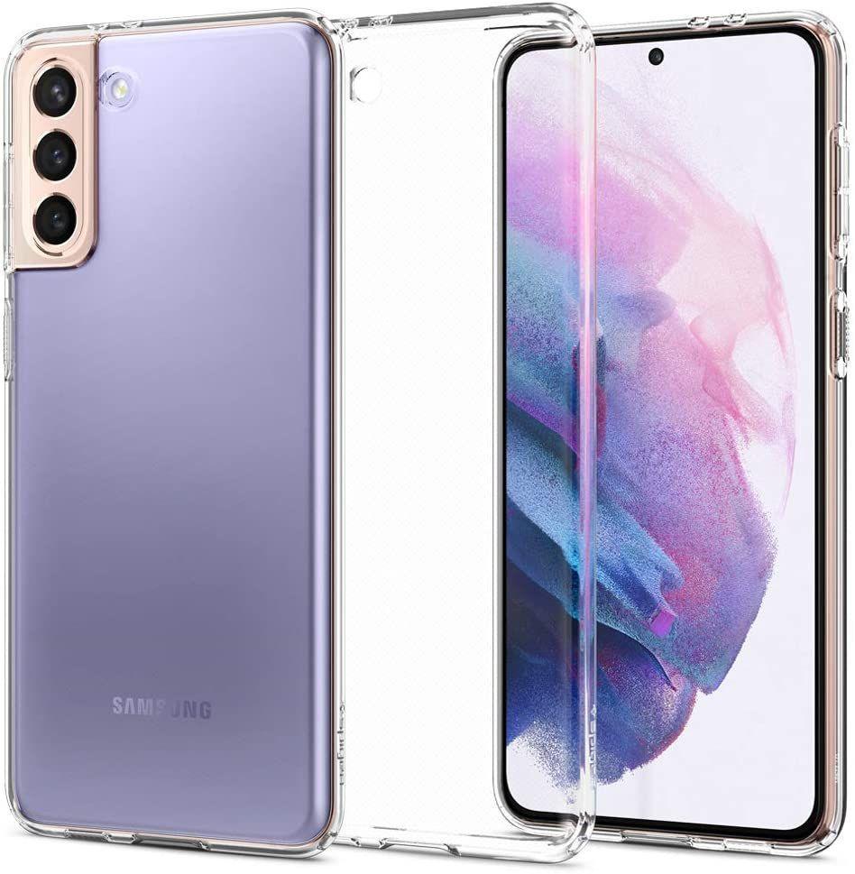 Galaxy S21 Case Liquid Crystal Clear