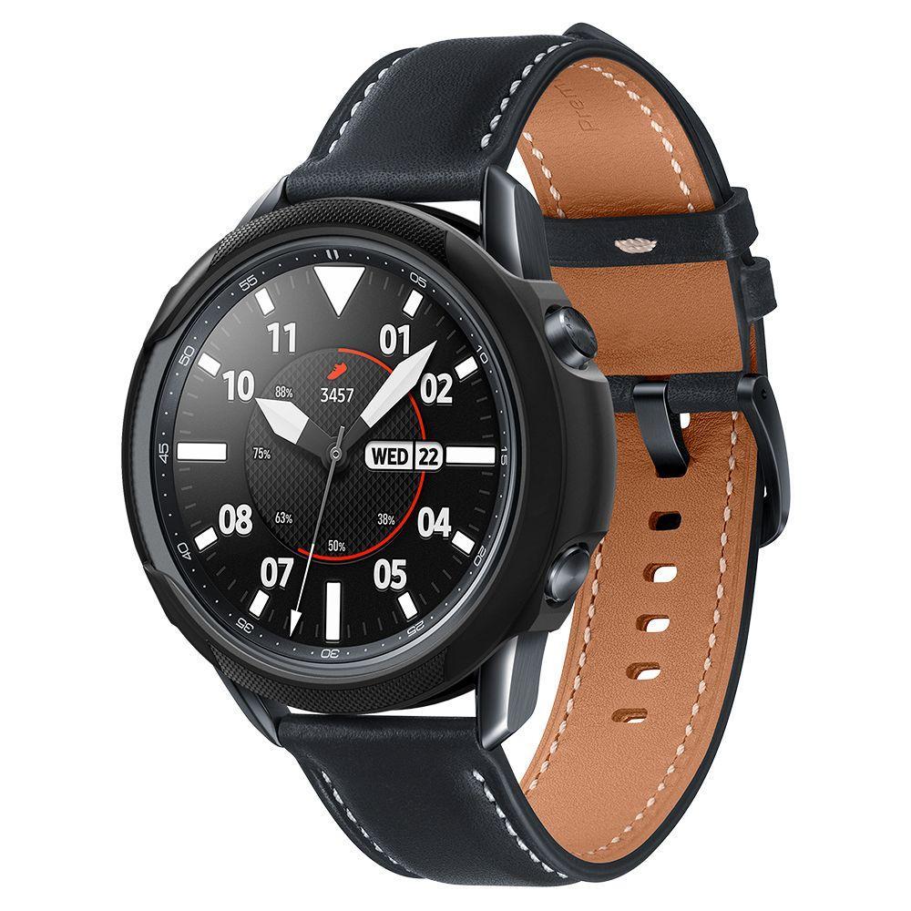 Galaxy Watch 3 45mm Case Liquid Air Black
