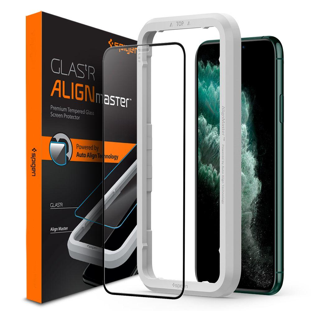 iPhone 11 Pro Max AlignMaster GLAS.tR Full Cover