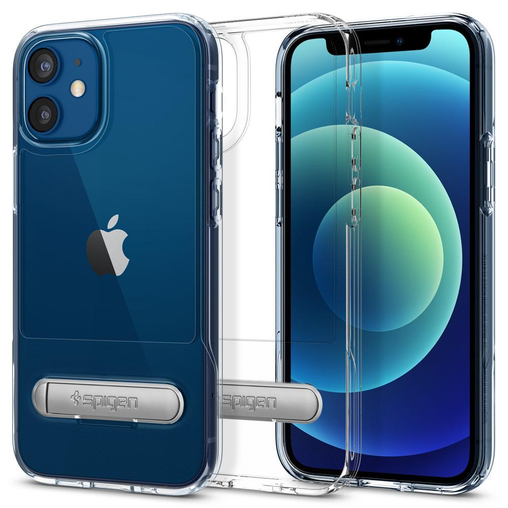 iPhone 12 Mini Case Slim Essential S Crystal Clear