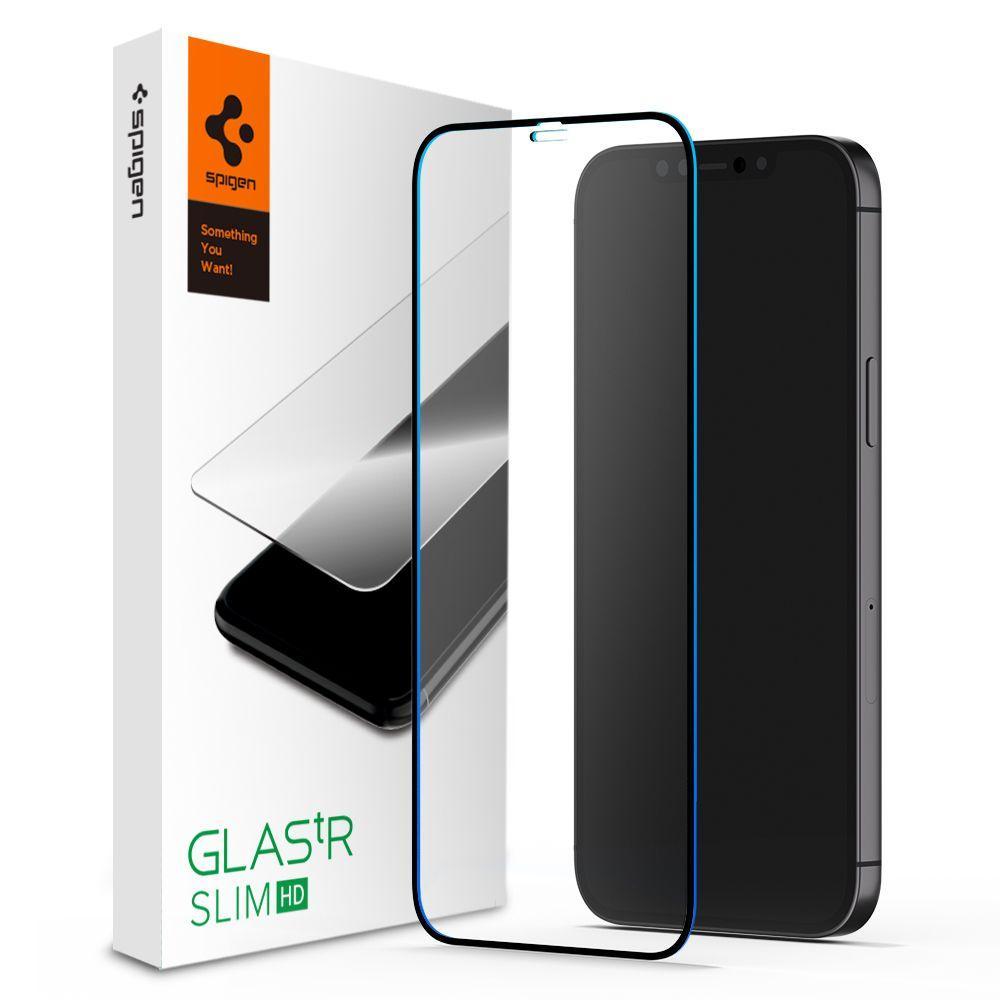 iPhone 12 Pro Max Full Cover Screen GLAS.tR SLIM