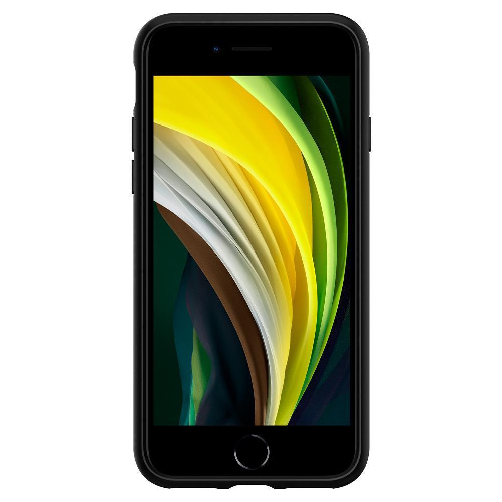 iPhone 7/8/SE 2020 Case Liquid Air Armor Black