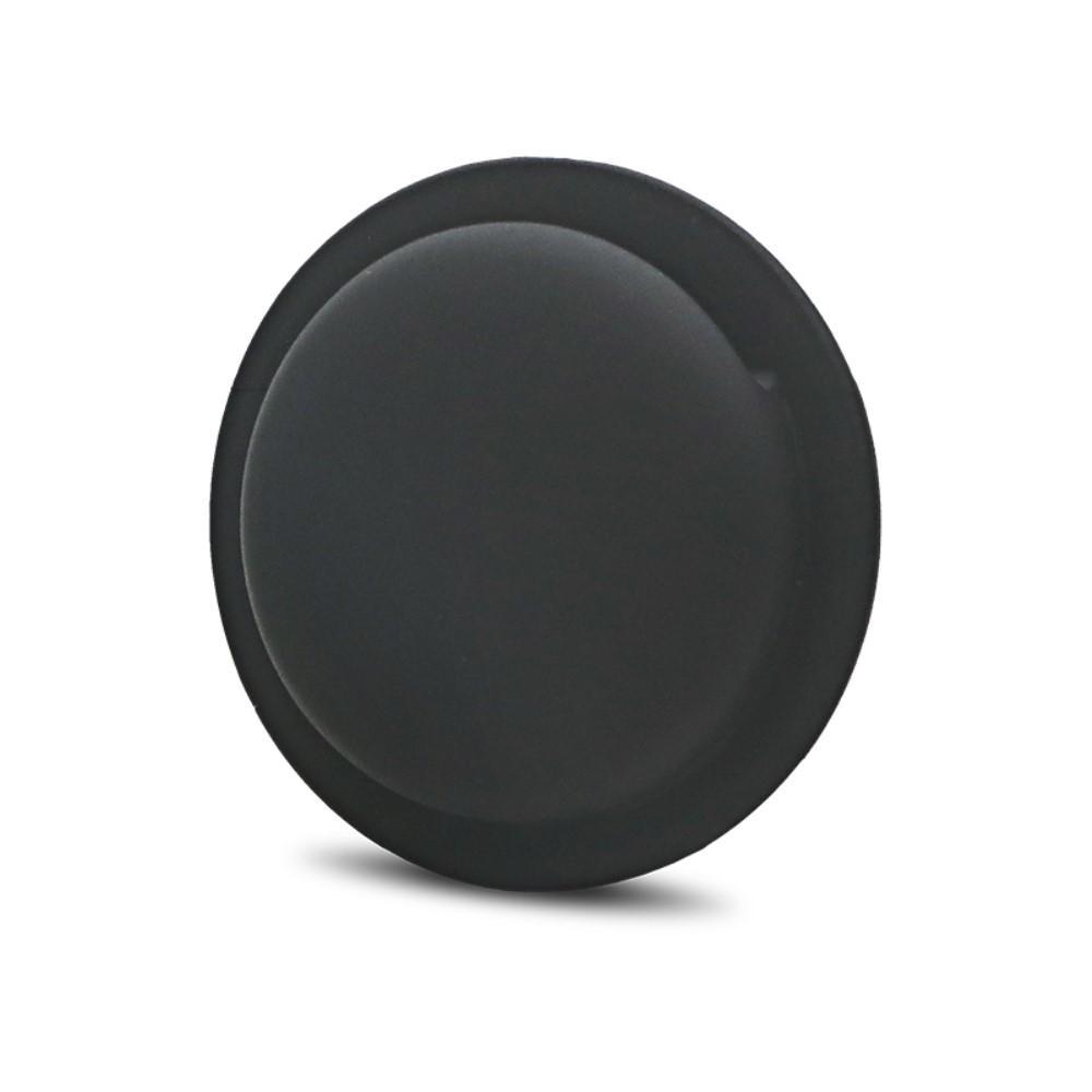 Stick on Apple AirTag kuori musta