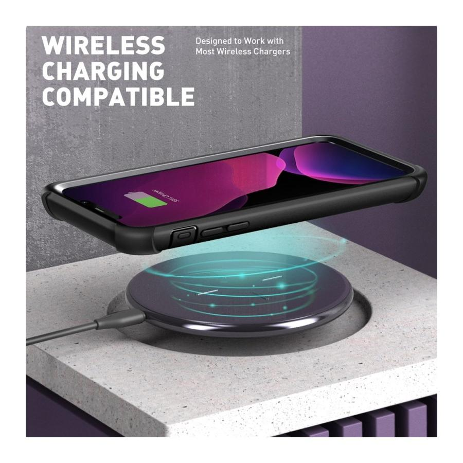 Ares Clear Case iPhone 11 Black