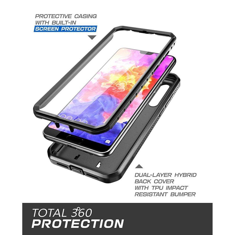 Unicorn Beetle Pro Case Huawei P20 Pro Black