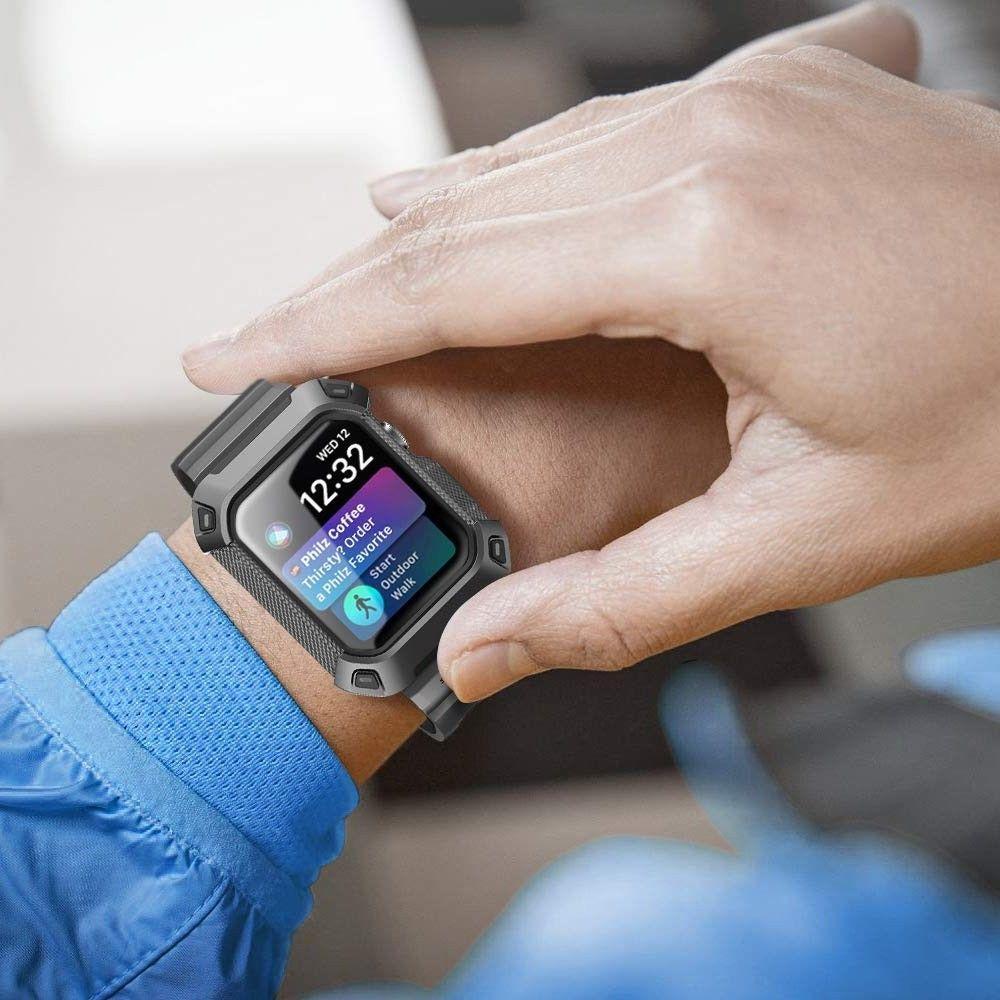 Unicorn Beetle Pro Wristband Case Watch 44/45 mm Black