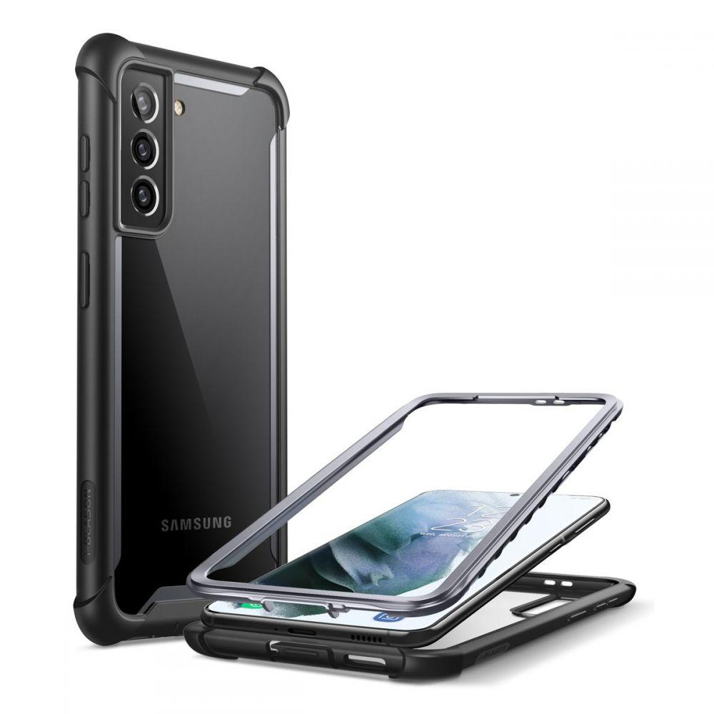 Ares Clear Case Galaxy S21 Black
