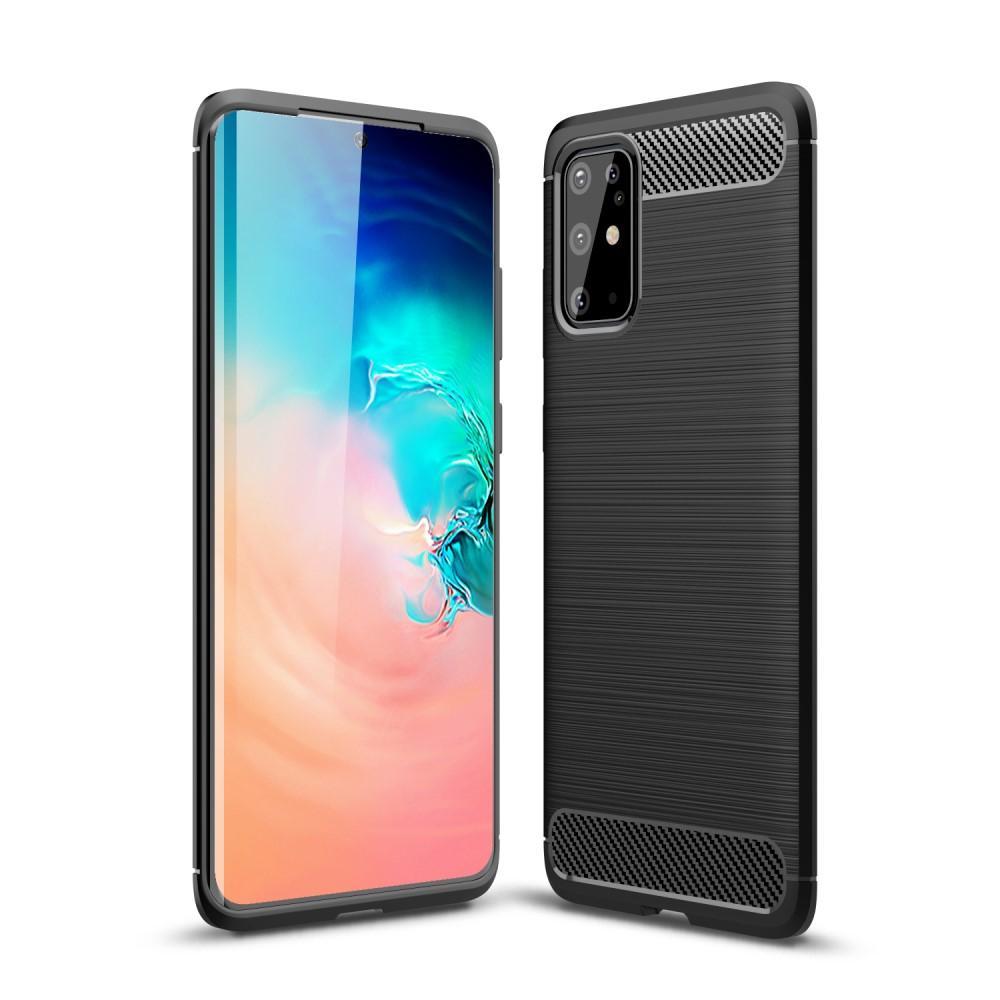 Brushed TPU Kuori Samsung Galaxy S20 Plus Black