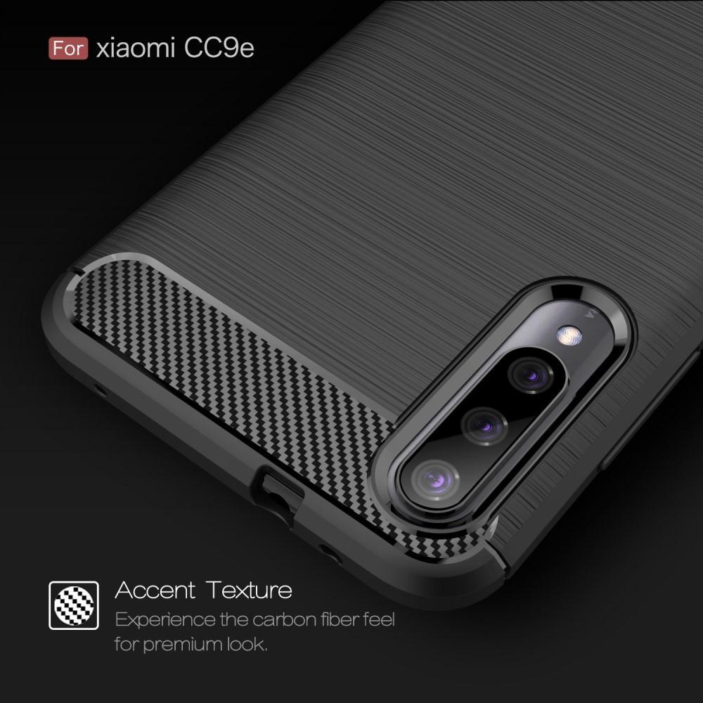 Brushed TPU Kuori Xiaomi Mi A3 Black