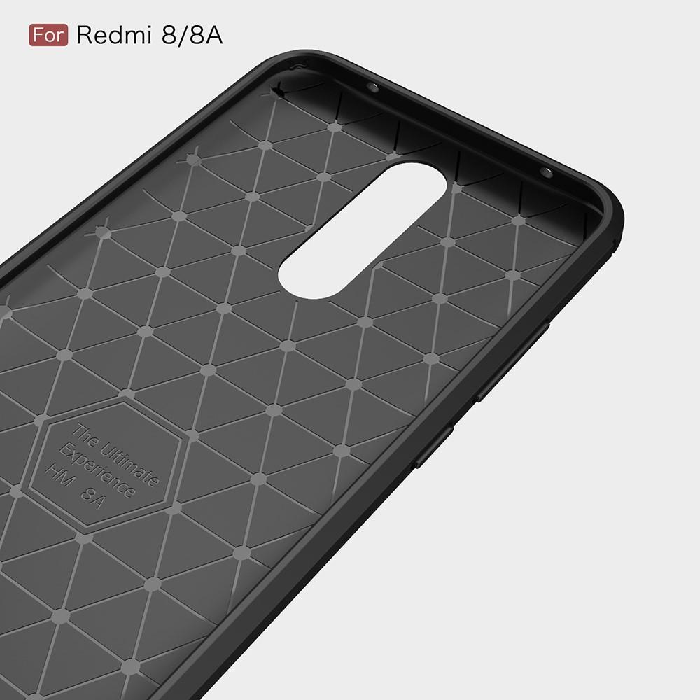 Brushed TPU Kuori Xiaomi Redmi 8/8A Black