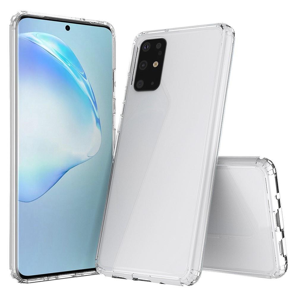 Crystal Hybrid Case Galaxy S20 Plus Transparent