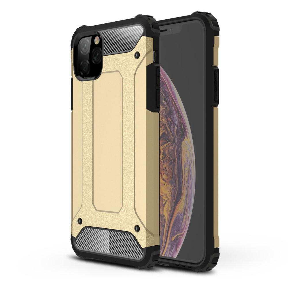 Hybridikuori Tough iPhone 11 Pro kulta