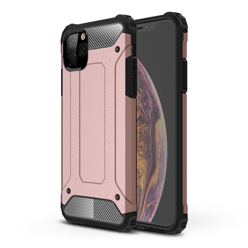 Hybridikuori Tough iPhone 11 Pro ruusukulta