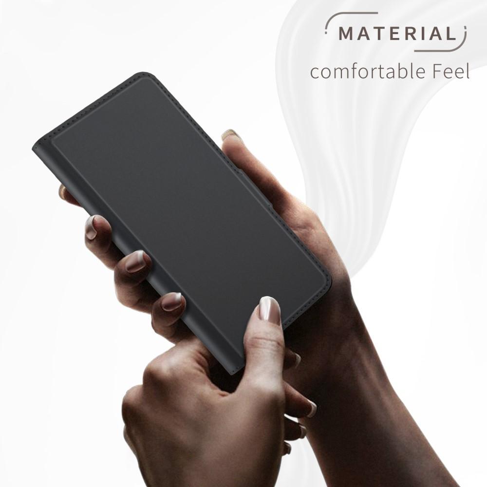 Slim Card Wallet Galaxy S10 Plus musta