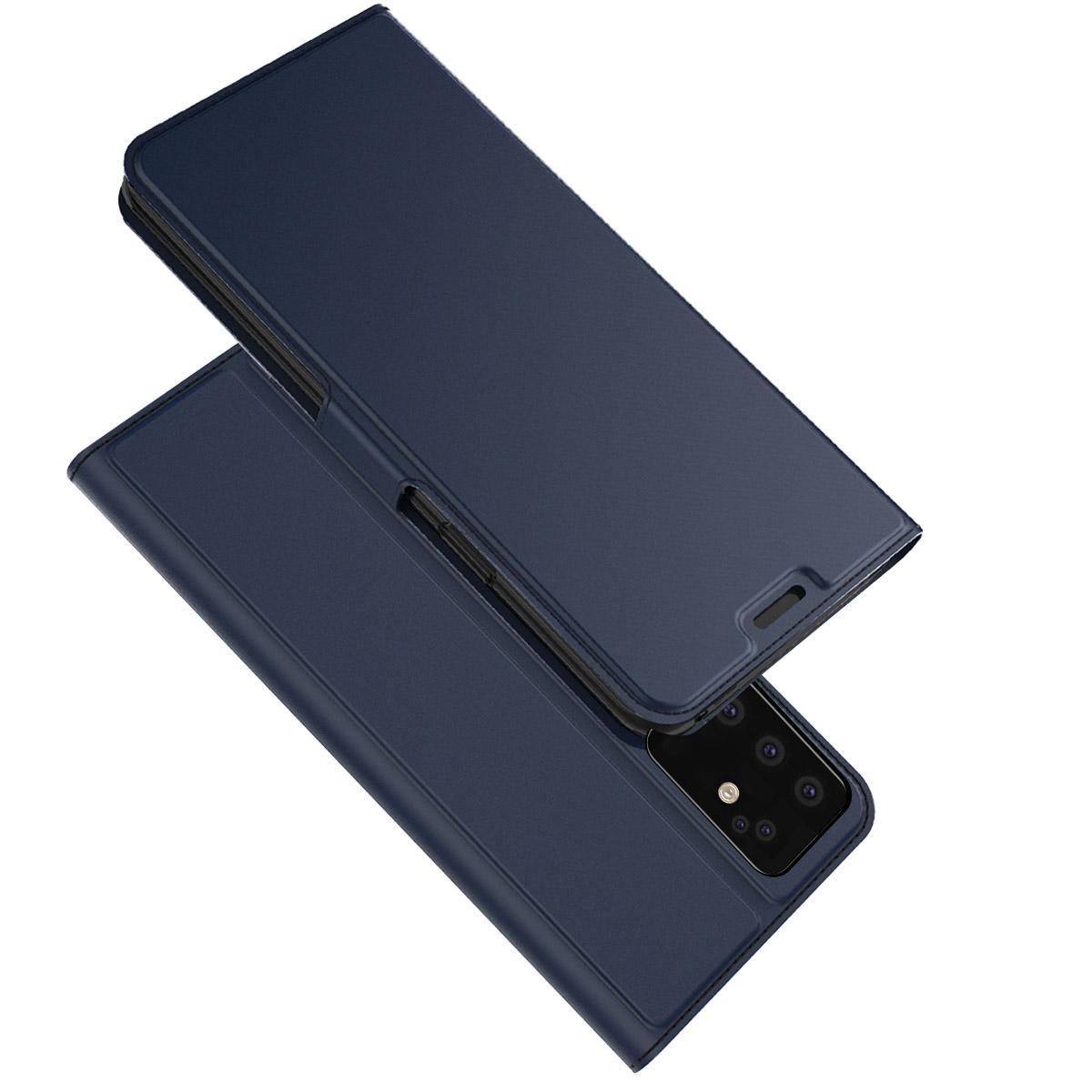 Slim Card Wallet Galaxy S20 Plus sininen